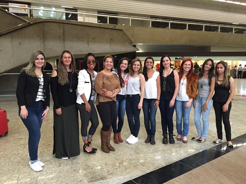 Acadêmicos dos cursos de Nutrição e Biomedicina da FASAR participam de congressos nacionais e internacionais em suas respectivas áreas