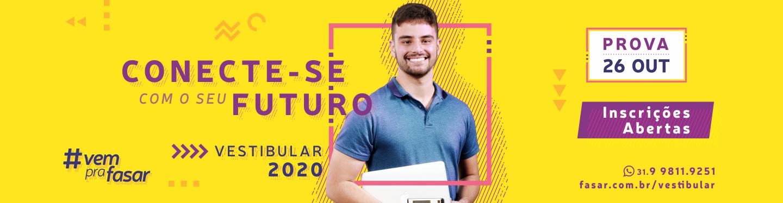 Banner Vestibular 2020 Outubro Abertas