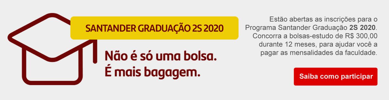 Banner Santander 2s2020