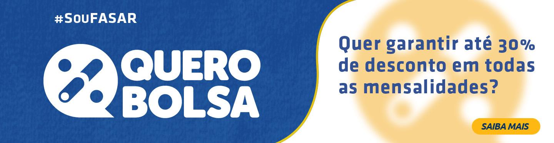 Banner Quero Bolsa 2018-2