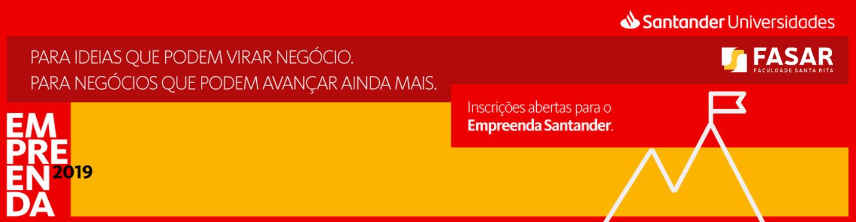 Banner Santander Empreenda