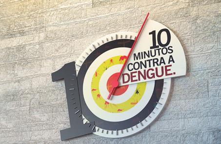 Campanha 10 Minutos Contra a Dengue