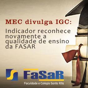 MEC divulga IGC