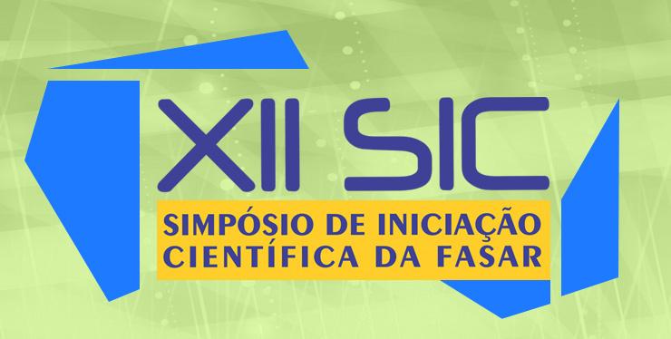 XII SIC - Informações