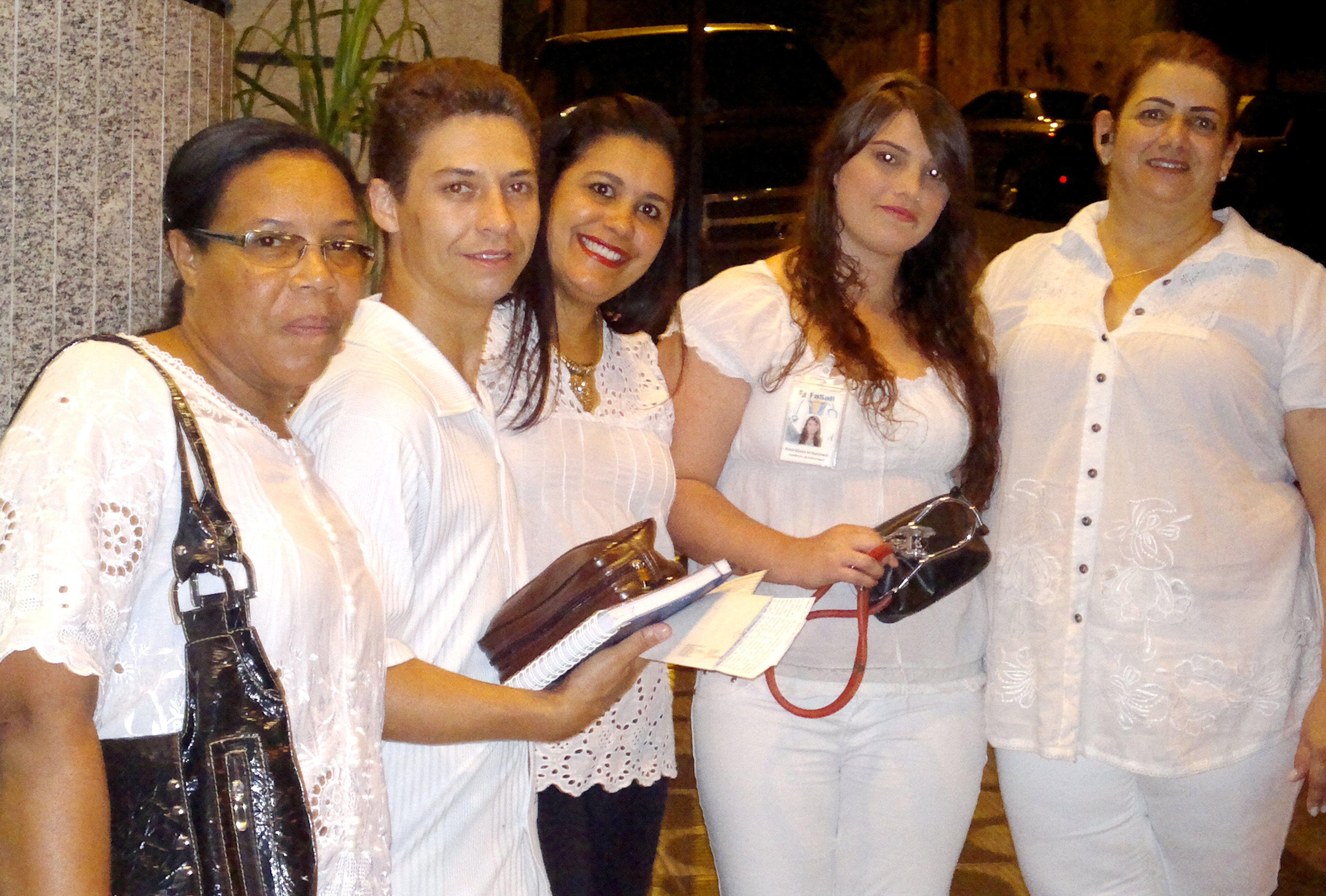 Alunos da FaSaR participam de evento realizado pelo Clube Dom Pedro II