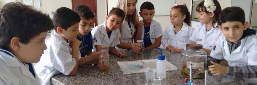 Aulas em Laboratórios
