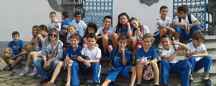 Ensino Fundamental – Colégio Santa Rita
