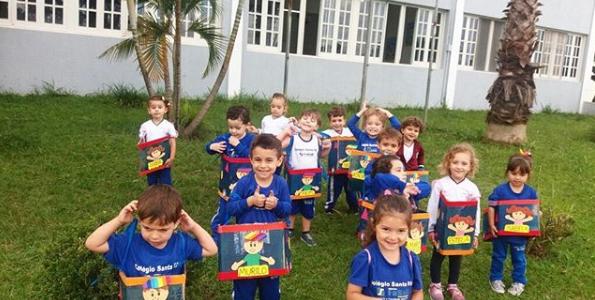 Educação Infantil – Colégio Santa Rita