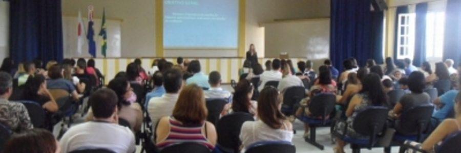 Reunião Pedagógica – 2012