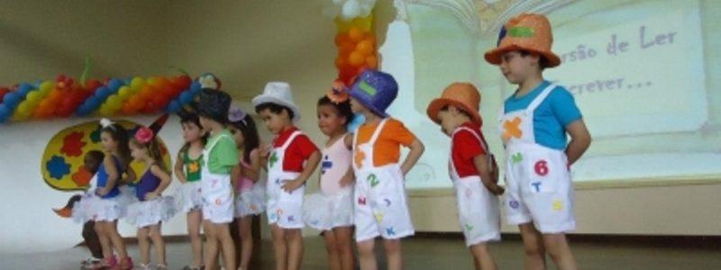 Festa de Encerramento – Diversão e Cultura – 2012