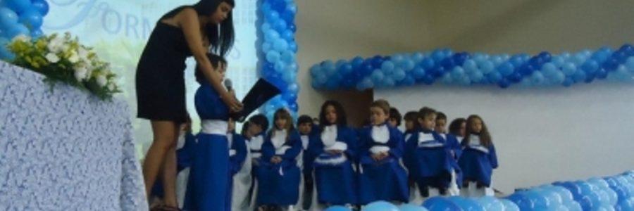 Formatura 2º Período Educação Infantil – 2012