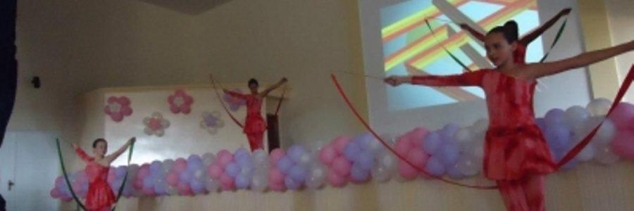 I Festival de Balé do Colégio Santa Rita – 2012