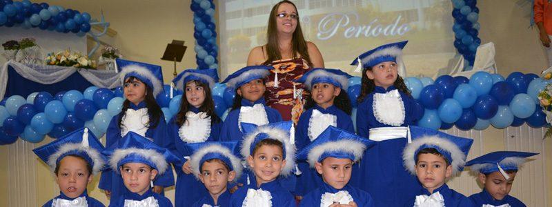 Formatura 2º Período Educação Infantil – 2014