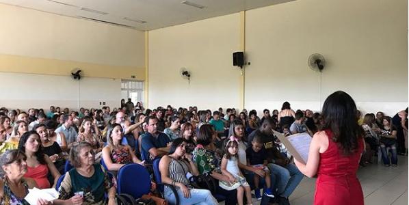 Festa de Encerramento 2018 – Ensino Fundamental I
