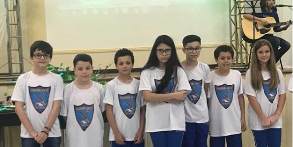"""Simpósio Filosófico e Linguístico 2018 – 6º Ano do Ensino Fundamental II – """"Ponte para Terabítia"""""""